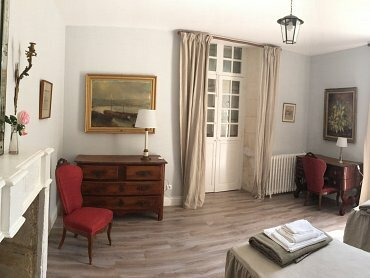 chambre rdc mansion
